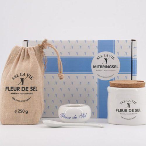"""Geschenkset """"MITBRINGSEL"""" Keramik"""
